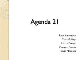 Agenda 21 en Salamanca.