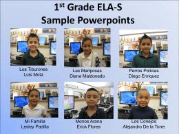 Student Powerpoints - dpselldigitaltools