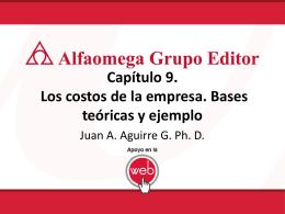 Capitulo_9_Teoria_de_Costos_con_Ejemplo