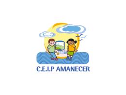Diapositiva 1 - Colegio Amanecer