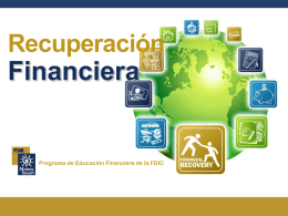 Recuperación Financiera - Bridges to Opportunity