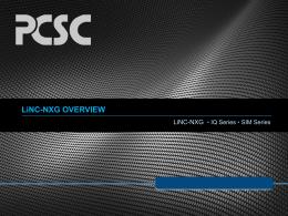 LiNC-NXG Sales PPP