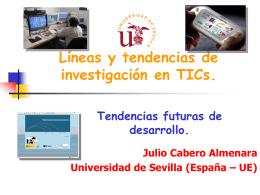 Investigación en medios - Universidad Tecnológica Nacional
