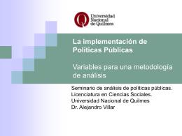 la implementacion_Metodo_f - Alejando Villar