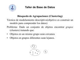 Taller de Base de Datos Aplicaciones