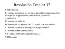 32- Resolucion Tecnica 37