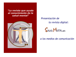 4 - Revista SaludMental.info