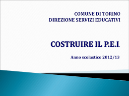 Documento - Città di Torino
