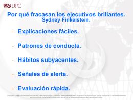 Del libro de Finkelstein