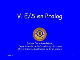 Presentación en PowerPoint del tema 5