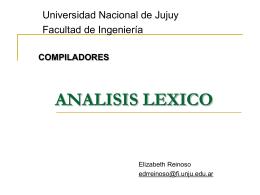 clase2-2012 - Universidad Nacional de Jujuy