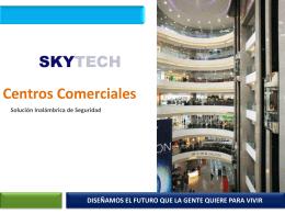 Skytech Centro Comercial