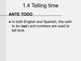 time - WaltripSpanish