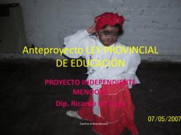 Presentación (Documento)