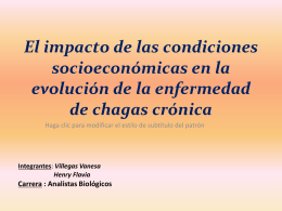 El impacto de las condiciones socioeconómicas en la evolución de