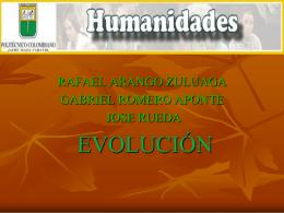Evolucion[1] - Josecienciasexactas