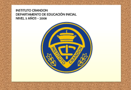 Descargar aquí - Instituto Crandon