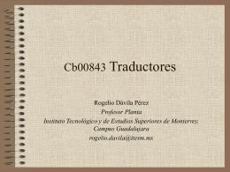 Introducción - Página oficial del Doctor Rogelio Davila Pérez