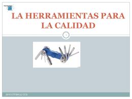 APUNTES GESTIÓN DE CALIDAD TOTAL