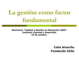 gestion - Sector Matemática