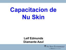Capacitacion Leif Edmunds - Sept 09