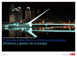 eficiencia - Unión Industrial Argentina