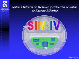 Sistema Integral de Medición y Detección de Robos de Energía