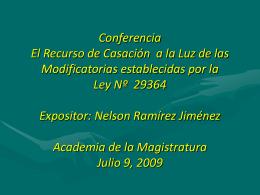 Ver Ponencia-2 - Academia de la Magistratura