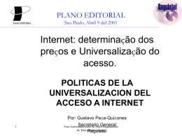 servicio - Plano Editorial