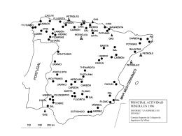 Mapas explicativos. Archivo en PowerPoint  - icomos