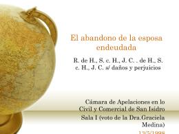 Diapositiva 1 - María Silvia Villaverde