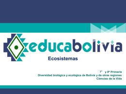 ecosistema - Educabolivia