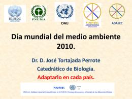 Cambio Climático en España. Formación de Monitores.