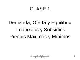 Primera Parte - Dr. Juan Antonio Zapata