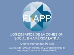 1. Presentación Institucional de la FIIAPP