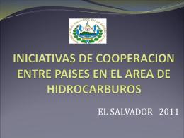 comité de cooperación de hidrocarburos de américa