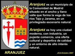 Aranjuez - Juan Cato