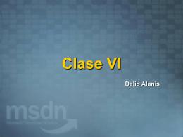 Clase VI