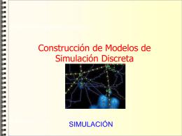 Proyecto de Simulación de Sistemas Discretos