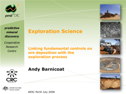 Barnicoat_Exploration__Science