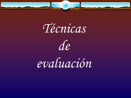 Evaluación de sistemas interactivos