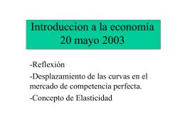 Clase 20 mayo