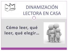 dinamización familias