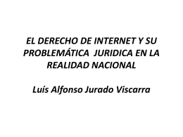 contratacion via internet