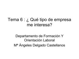 1. Empresario Individual