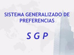 reglas de origen - sgp