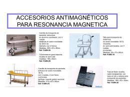 Accesorios Radiologia