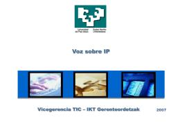 IP - EHUtb