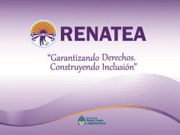 Ley 26727 – RENATEA.