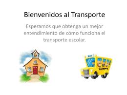 Escuela La Oficina de Transporte